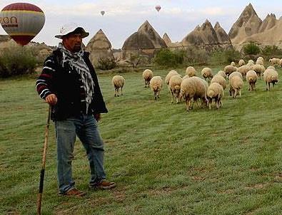 Kapadokya vadilerinin çobanı: Afgan Ali