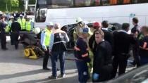 ESENGÜL - Kartal'da 4 Kişinin Hayatını Kaybettiği Kazaya İlişkin Otobüs Şoförü Tutuklandı