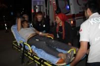 MESNEVI - Kayınbiraderlerinden Birini Öldürdü İkisini De Ağır Yaraladı
