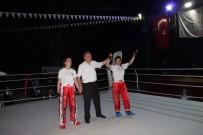 AHMET ARABACı - Kick Boks Bahar Turnuvası'nda Şampiyon Bursa İnegöl Şekerspor Kulübü