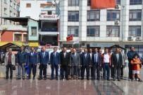 FOLKLOR GÖSTERİSİ - Kilis'te Turizm Haftası Etkinlikleri Başladı