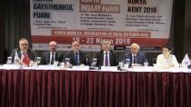 KONYA TICARET ODASı - Konya 2. Yapı Fuarı'na Doğru