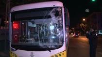 YENIAY - Konya'da Belediye Otobüsü Şoförüne Darp İddiası