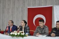 TÜLAY BAYDAR - Konya Yolu Alt Geçit Projesi İçin Gölbaşı Esnafıyla Bir Araya Gelindi