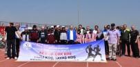 MUSTAFA TUTULMAZ - 'Koşabiliyorken Koş' Projesinin Startı Verildi