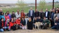 LEYLEK KÖYÜ - Leylek Köyü 'Çıraklık Buluşması'na Ev Sahipliği Yaptı