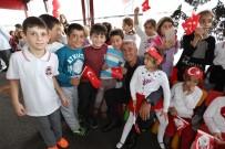 Manavgat Belediyesi'nden Çocuklara Etkinlikler