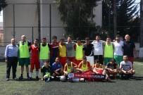 Mersin'in En Özel Futbolcusu Avrupa Şampiyonasına Hazırlanıyor