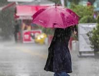DOĞU AKDENİZ - Meteoroloji'den sağanak yağış uyarısı