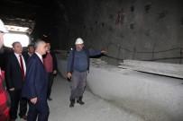 Mevlana Tüneli'nde İkinci Tüpte Işığa 50 Metre