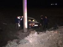Midyat'ta Trafik Kazası Açıklaması 1 Yaralı