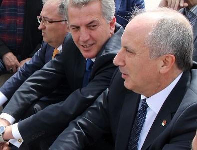 CHP'li İnce partilileri oturtamadı