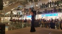 GÖKTÜRK - Nissara AVM'de Şiva Konseri Düzenlendi