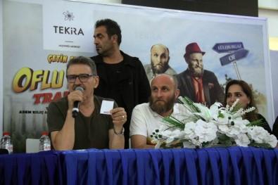 'Oflu Hoca Trakya'da' filminin galası yapıldı