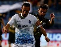 OSMANLISPOR - Ankara'da nefes kesen maç