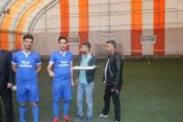 ÖZALP BELEDİYESİ - Özalp Belediyesinden Futbol Turnuvası