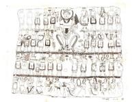 İSLAMIYET - Özbek Arkeologlar, Vudu Tanrısı Nana Buluku Görüntülü Ahşap Kompozisyon Buldu
