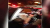 KIZILHAÇ - Protestolarda Vurulan Gazzeli Gazeteci Ramallah'a Sevk Edildi
