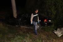 Sakarya'da Trafik Kazası Açıklaması 1 Ölü, 1 Yaralı