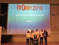 SÜLEYMAN DEMİREL - Sanko Öğrencileri İTÜRO'dan İki Türkiye Üçüncülüğü İle Eve Döndü