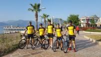 YARIŞ - Sökeli Bisikletçiler Marmaris'ten Başarıyla Döndü