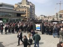 GEZİ PARKI - Taksim'de Yoğun Güvenlik Önlemleri