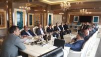 POLİS HAFTASI - TATSO'dan Başkan Çoban'a Ziyaret