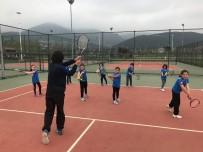 BAYHAN - Tenisin Nabzı Bursa'da Attı
