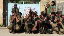 ÖZGÜR SURİYE ORDUSU - TSK Ve ÖSO Afrin'de Güvenliği Güçlendiriyor