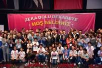 Türkiye Akıl Ve Zeka Oyunları Turnuvası Şampiyonları Ödüllerini Aldı