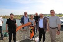 OLTA - Uşak'ta Aileler Balık Tutma Yarışına Girdi