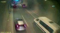 ZİNCİRLEME KAZA - Üsküdar Tantavi Tünelindeki Zincirleme Kaza Kamerada