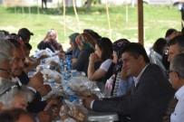 SERKAN ACAR - Uzunhasanlar'da Binlerce Kişi Geleneksel Köy Hayrında Buluştu