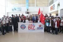 FERİT MELEN - Vanlı 194 Öğrenci İzmir'e Uğurlandı