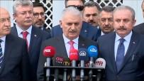KARDAK - Yunanistan'la Bayrak Krizi Açıklaması Başbakan'dan Açıklama