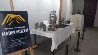 Zonguldak'ta 'Emeğin Mirası' Sergisi Açıldı