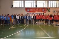 2.Geleneksel Mehmet Akif İnan Voleybol Turnuvası Başladı