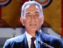 GALATASARAY LISESI - Adnan Polat'tan adaylık açıklaması