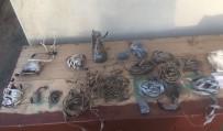 UZAKTAN KUMANDA - Afrin'de Toprak Altına Gizlenmiş 12 Patlayıcı Ele Geçirildi