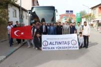 GÖNÜL KÖPRÜSÜ - Altıntaş'tan Mardin'e Gönül Köprüsü