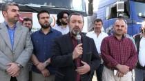 MEHMET YıLDıRıM - Antalya'dan Doğu Gutalı Ailelere İnsani Yardım Malzemesi
