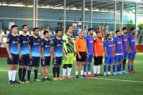 SIMERANYA - AOSB Futbol Turnuvası'nda Kupa Sahibini Buluyor