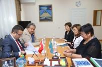 AÜ İle Kazak Üniversiteleri Arasında Güç Birliği