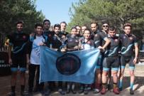 EYMİR GÖLÜ - AÜ'lü Genç Pedallar Birincilik Kupasıyla Döndü