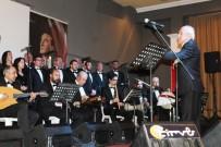 Ayvalık'ta Büyükşehir Belediyesi'nden Konser
