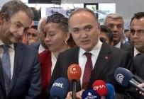 İSTANBUL VALİSİ - Bakan Özlü Açıklaması 'Yakında Türkiye'nin Dijital Dönüşüm Yol Haritasını Açıklayacağız'