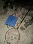 AKBÜK - Balık Avında Kullanılan Elektroşok Ele Geçirildi