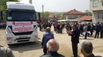 MEHMET ÇALıŞKAN - Biga'nın Hacıpehlivan Köyünden Afrin'e Yardım