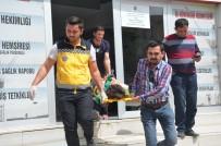 Bilecik'te Trafik Kazası Açıklaması 1 Yaralı