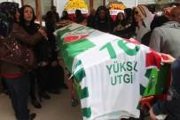 ASIM KOCABIYIK - Bursasporlu Utgin Son Yolculuğuna Uğurlandı